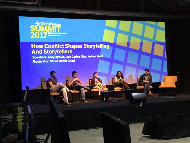 How Conflict Shapes Storytelling and Storytellers