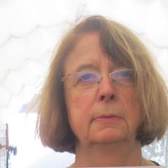 A small portrait of Suzanne Lehn